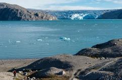 Qaleraliq Glacier, Greenland