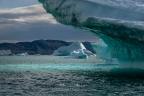 Qooroq Glacier, Greenland